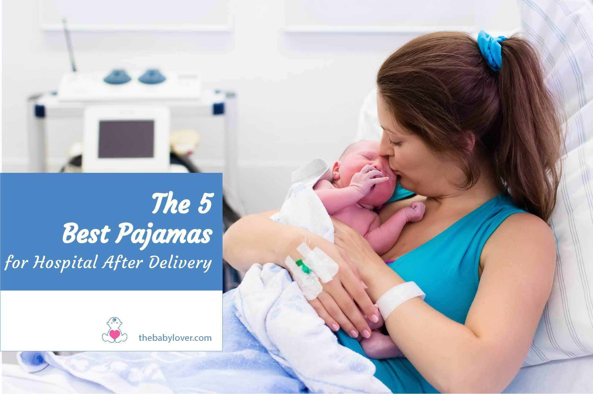 cde2eed6925 The Best Pajamas of 2018 You Can Wear After Delivery